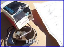 Vintage original GM 64-72 Delco Guide Underhood lamp light chevy camaro nova 69
