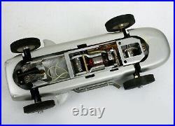 Vtg 1955 Merit Mercedes Benz W196 Model Kit GP Grand Prix Slot Car 1/24 L@@K
