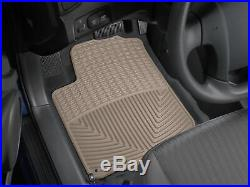 WeatherTech All-Weather Floor Mats for VW New Beetle 98-10 Audi Allroad Quattro