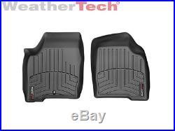 WeatherTech Car Floor Mats FloorLiner for Impala/Grand Prix 1st Row Black