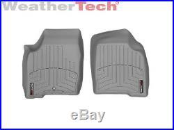 WeatherTech Car Floor Mats FloorLiner for Impala/Grand Prix 1st Row Grey