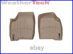WeatherTech Car Floor Mats FloorLiner for Impala/Grand Prix 1st Row Tan