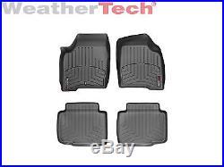 WeatherTech Car FloorLiner for Impala/Limited/Grand Prix 1st/2nd Row Black