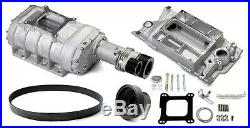 Weiand 6512-1 Pro-Street SuperCharger Kit