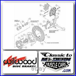 Wilwood Dynalite for 79-88 GM G Body 82-04 2WD S10/Blazer/S15/Jimmy