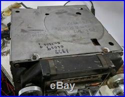 Works! 73-77 Chevy Pontiac Oldsmobile Buick A Bod AM/FM Stereo 8 Track Tape Radio