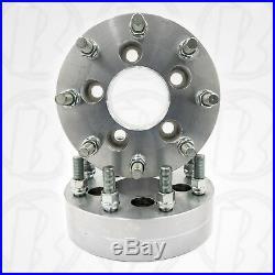 X2 USA 5x4.5 to 8x170 (5 Lug Vehicle to 8 Lug Rim) Adapters / 1.5 Spacers