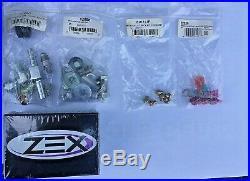 Zex 82021b 4 & 6 Cylinder Universal Efi Wet Blackout Nitrous System Kit